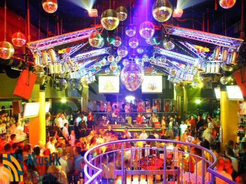 Disko Bar Ses Yalıtımı