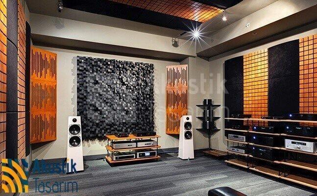 Enstrüman Odası Ses Yalıtımı