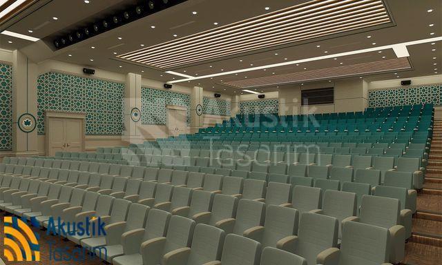Konferans Salonu Ses Yalıtımı