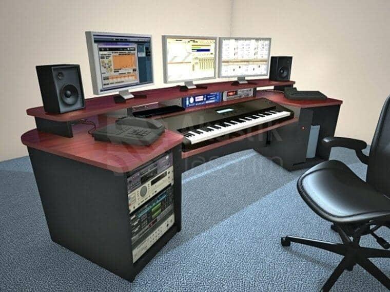 Müzik Prodüksiyon Masası