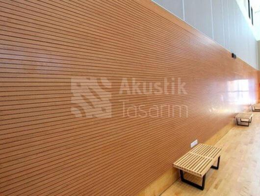 Derzli Akustik Ahşap Panel