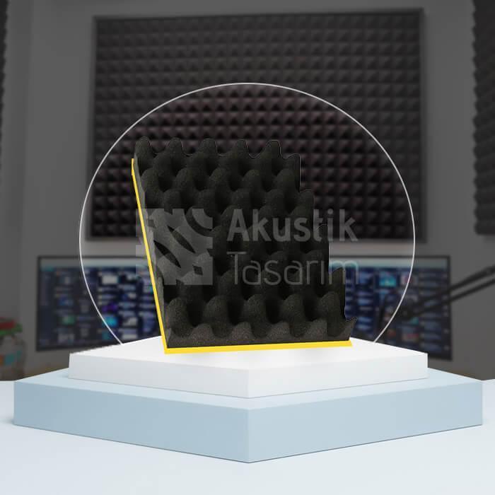 Kendinden Yapışkanlı Akustik Sünger